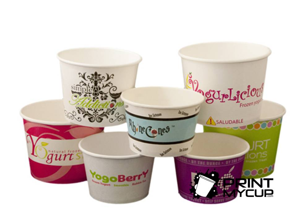 custom paper cups wholesale