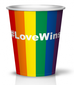 #lovewins #lgbt #marriageequalitycustom print cup printmycup