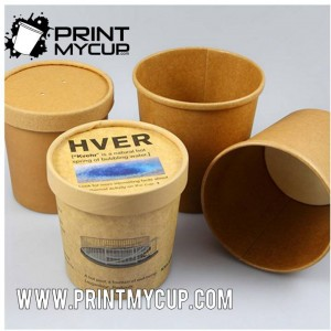 paper soup containers custom printed, custom packaging wholesale