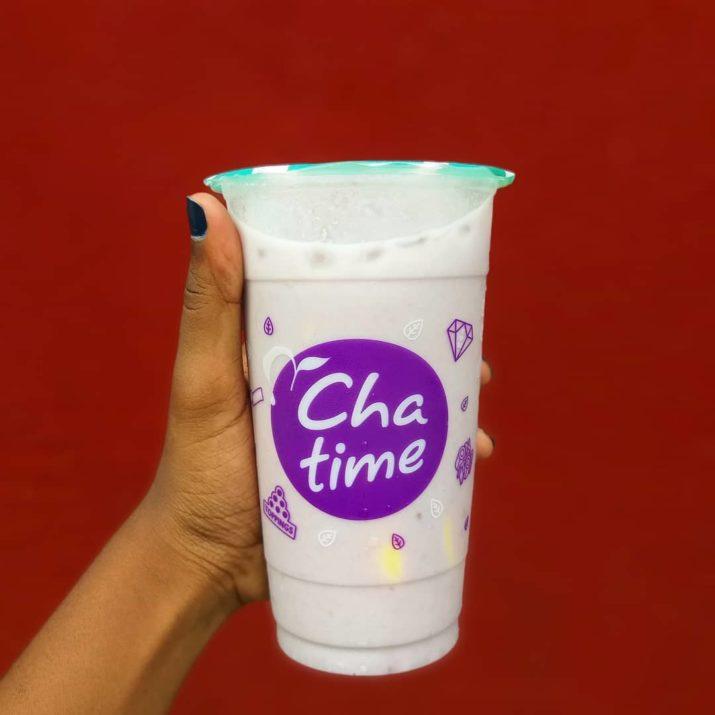 BoBa Cups Custom Printed Cha Time