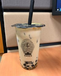 Tiger Sugar Logo BoBa Tea Cups